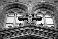 impression marktkirche 2 (sw)
