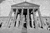 kurhaus - steinstruktur (photo art edition) - PHOTOGALERIE WIESBADEN - wiesbaden - impressionen 3