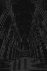 marktkiche-innen - PHOTOGALERIE WIESBADEN - dunkel-schwarz