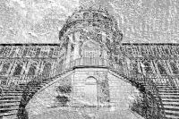 schloss biebrich - steinstruktur (photo art edition) - PHOTOGALERIE WIESBADEN - wiesbaden - impressionen 3