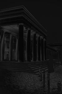 staatstheather - PHOTOGALERIE WIESBADEN - dunkel-schwarz