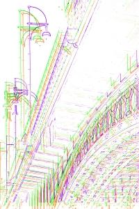 theodor-heuss-brücke 1 - linien (photo art edition) - PHOTOGALERIE WIESBADEN - wiesbaden - impressionen 2